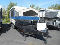 2011 Woodland River Flagstaff BR28TSC. First-rate turn