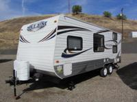 2011 Forest River Salem 26BHXL. Pre-Owned Certified 26