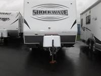 2011 Forest River Shockwave 30TT. Secondhand Certified