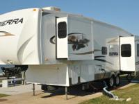 2011 Forest River Sierra M-300RL. 2011 Forest River