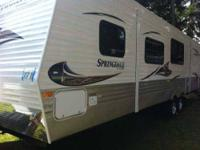 2011 Forest River Springdale 303BHSSR Travel Trailer