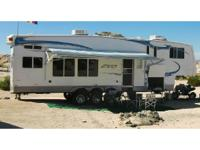 2011 Forest River Stealth M-SA3516. 38 feet in length.
