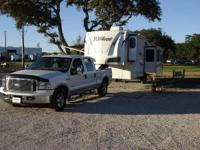 2011 Forest River Wildcat 31TS 5th Wheel- - 2011 Forest