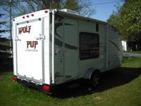 For Sale 2011 Wolf Pup toy Hauler by Forest River used