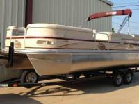 2011 G3 LX 22C. Must see to believe. This boat has it