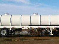 2011 Galyean 160BBL, three axle vacuum trailer goes