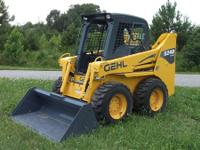 2011 Gehl 5240E Great financing options or cash