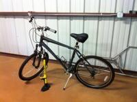 I have a like new giant sedona bicycle for sale. It is