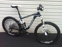 2011 Giant Trance X3 (little). Original owner. Utilized