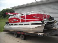Perfect for fishing or simply out cruising. This Boat