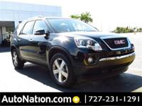 2011 GMC Acadia Our Location is: AutoNation Chevrolet