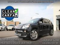 Options:  2011 Gmc Acadia Denali|All Wheel