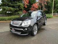 Acadia Denali and AWD. Don't pay more! Great price! Low