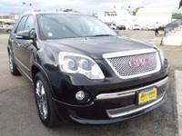 Come see this 2011 GMC Acadia Denali. Its Automatic