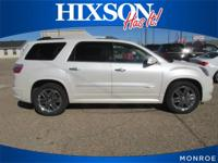 This 2011 GMC Acadia Denali is proudly offered by