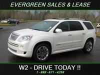 If you are in the market for a GMC Acadia Denali and