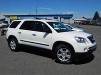 Options:  2011 Gmc Acadia|This 2011 Gmc Acadia Is One