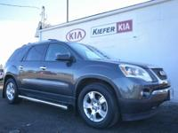 FWD and Cloth. Get Hooked On Kiefer Kia! GMC FEVER!