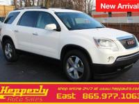 Recent Arrival! Clean CARFAX. This 2011 GMC Acadia