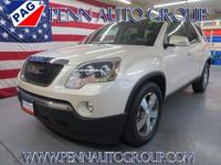 Options:  2011 Gmc Acadia Slt-2 Our Prices:You`Re