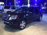 We are excited to offer this 2011 GMC Acadia. CARFAX