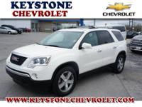 This 2011 GMC Acadia SLT-1 might just be the SUV you've
