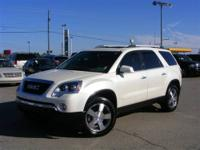 This 2011 Acadia SLT-1 is for GMC addicts the world