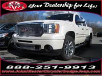 MP3 CAPABLE, ACCIDENT FREE CARFAX, 4WD, LEATHER