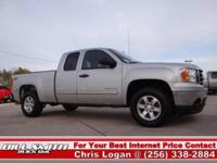 This is one Super Sharp GMC Sierra !! It was Bought