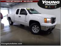 2011 GMC Sierra 1500 Extended Cab Pickup SLE Our