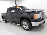 2011 GMC Sierra 1500 Work Truck Nevada Edition Onyx