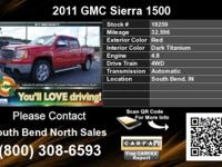 Call South Bend North Sales at (800) 308-6593 There is