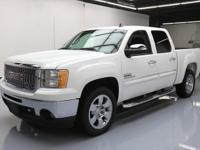 This awesome 2011 GMC Sierra 1500 comes loaded with the