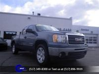 Options:  2011 Gmc Sierra 1500 Sle1|Stealth Gray