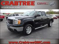 Options:  2011 Gmc Sierra 1500 Sle|4X2 Sle 4Dr Extended