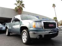 Options:  2011 Gmc Sierra 1500 Ext Cab