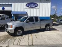Options:  2011 Gmc Sierra 1500 Sle|Silver|**One