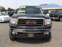 Options:  2011 Gmc Sierra 1500 Sle|Midnight Blue