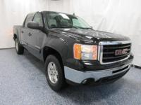 2011 GMC Sierra 1500 SLE Black Recent Arrival!  Awards: