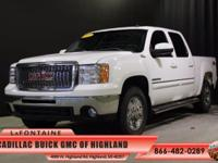 2011 GMC Sierra 1500 SLE in Summit White, One Owner