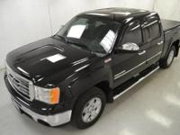2011 GMC SIERRA. CREW CAB. SLE PACKAGE. LOADED.