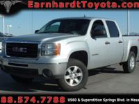 We are happy to offer you this 2011 GMC Sierra 1500 SLE