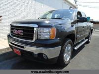 Check out this 2011 GMC Sierra 1500 SLE. Its Automatic
