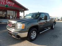 Options:  2011 Gmc Sierra 1500 Let The Good Times Roll!