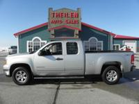 2011+gmc+sierra+sle%21+Loaded+4+wheel+drive%2C+bed+line