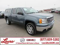 1-Owner New Vehicle Trade! SLE 5.3 V8 Extended Cab 4x4.