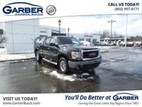 Introducing the 2011 GMC Sierra 1500 SLE1! Featuring a