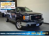 New Price! 2011 Midnight Blue Metallic GMC Sierra 1500