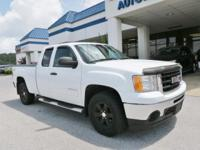 This 2011 GMC Sierra 1500 has a 5.3 liter 8 Cylinder