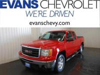 SLE Package!! Extended Cab!! Four Wheel Drive!! 5.3